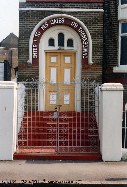 Church, Councillor St, Camberwell,1989 TQ3277-014