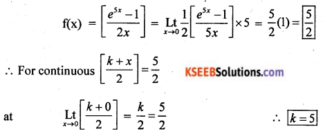 2nd PUC Basic Maths Model Question Paper 2 with Answers Q20.1