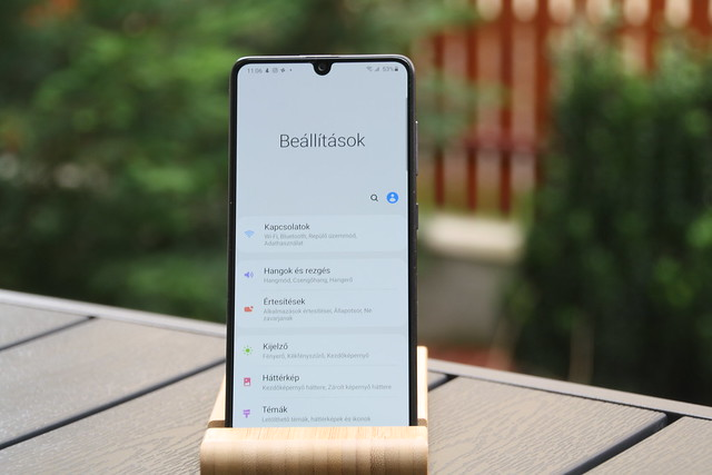Samsung Galaxy A41, végre egy jó kompakt
