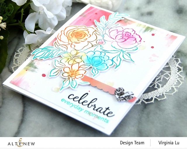 Altenew-Celebrate Today Stamp-Celebrate TodayDie-CelebratePaperPack#4