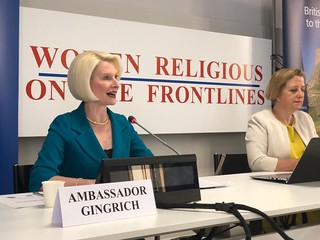 Women Religious on the Frontlines Virtual Symnposium