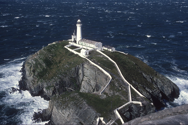 Anglesey - 1985-6 - South Stack