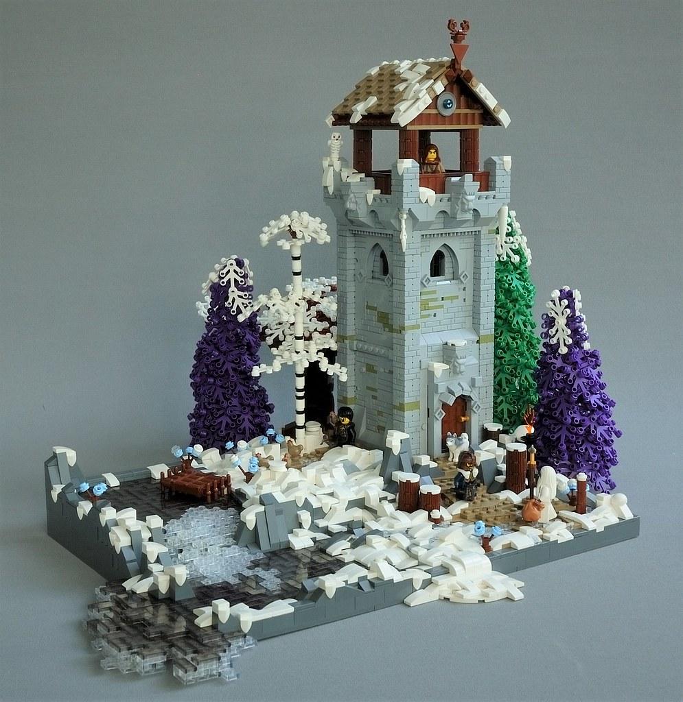 Kiruna watchtower
