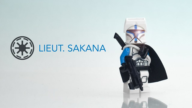 Lieutenant Sakana