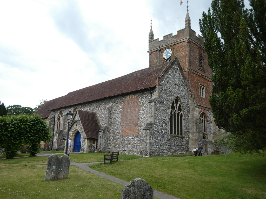 Odiham Parish Church