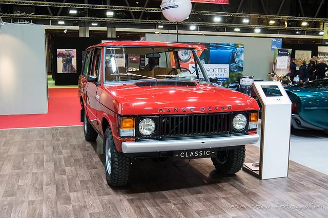 Range-Rover Classic Reborn