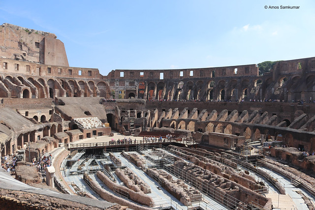 Colosseum, Rome !
