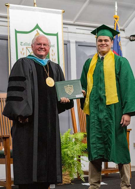 2020 Commencement - Diplomas