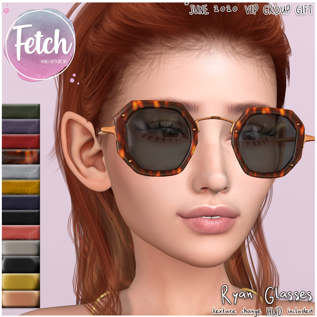 [Fetch] Finley Earrings – June 2020 VIP Group Gift