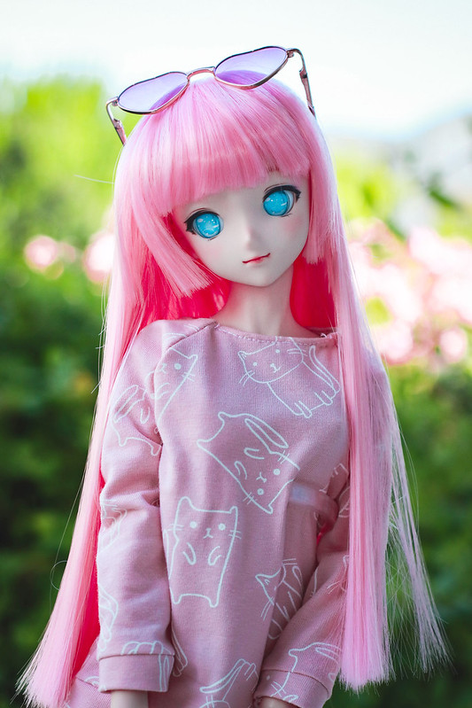 Atelier Moe ~ [DDH-06/DDP Ribbon] ♫ New girls ! Miku & Rin 50037659081_423bc11255_c