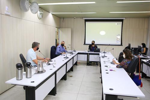 6ª Reunião da Comissão Especial de Estudo - Enfrentamento da Covid-19