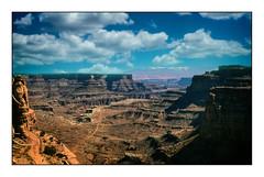 Canyonlands National Park, Utah, USA - 1996.