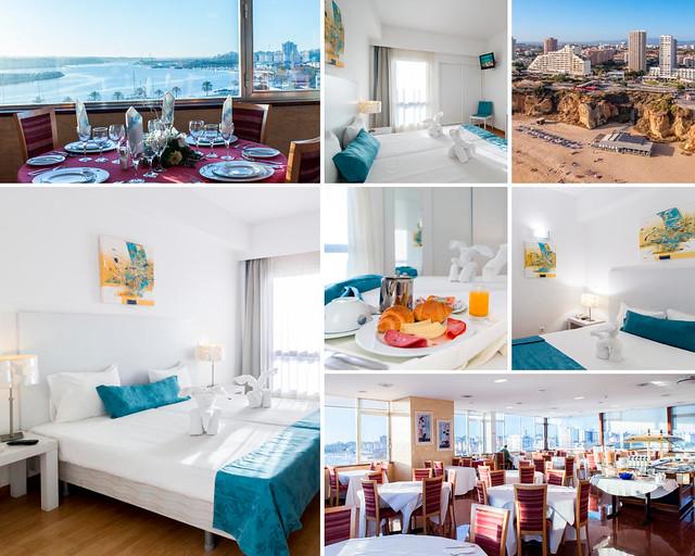 Hotel Globo, en el Algarve