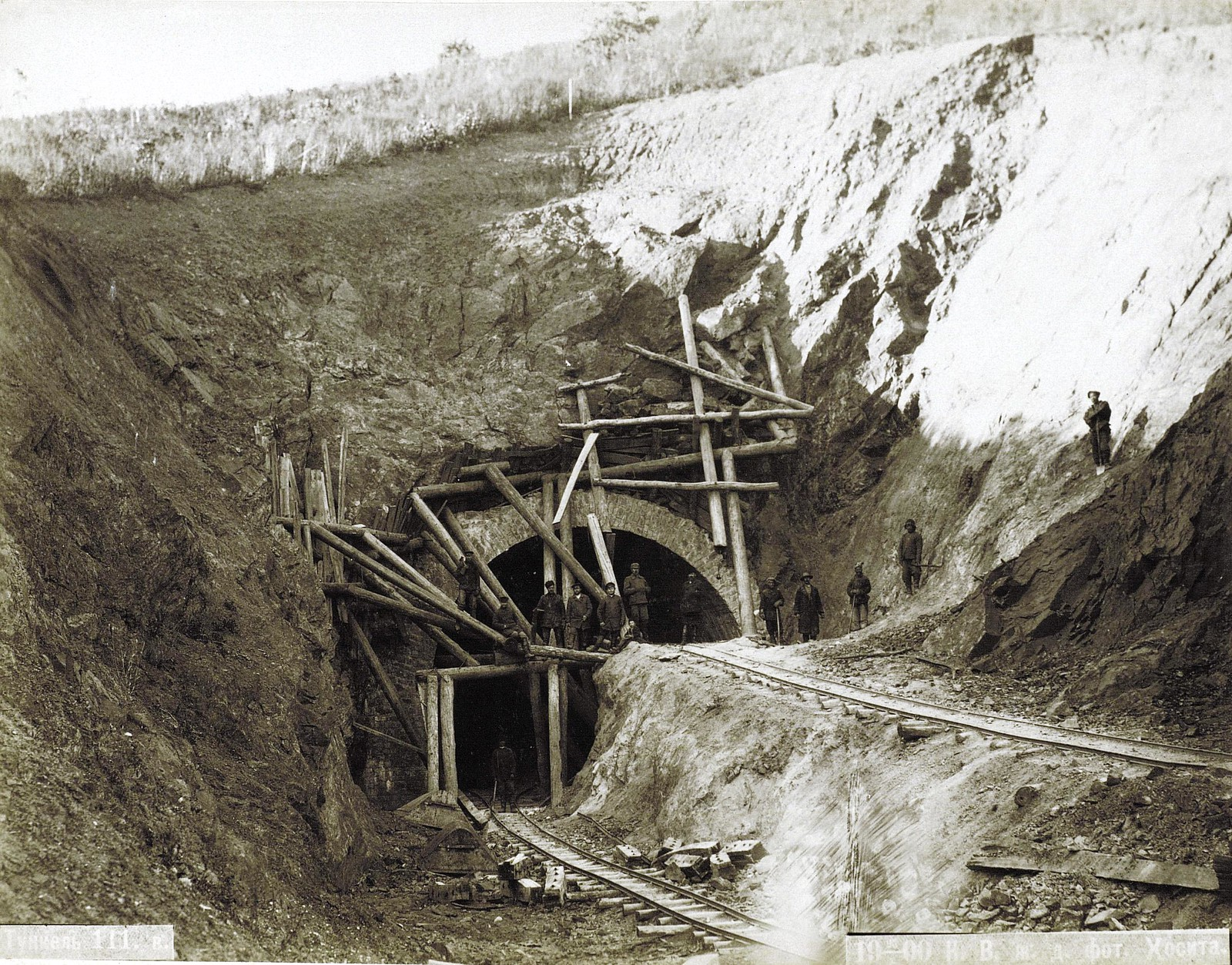 09. Туннель, 111 в