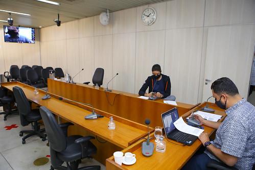 13ª Reunião Ordinária da Comissão de Legislação e Justiça
