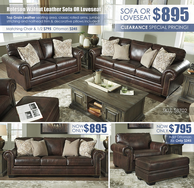 Roleson Leather Sofa OR Loveseat_58702_Update