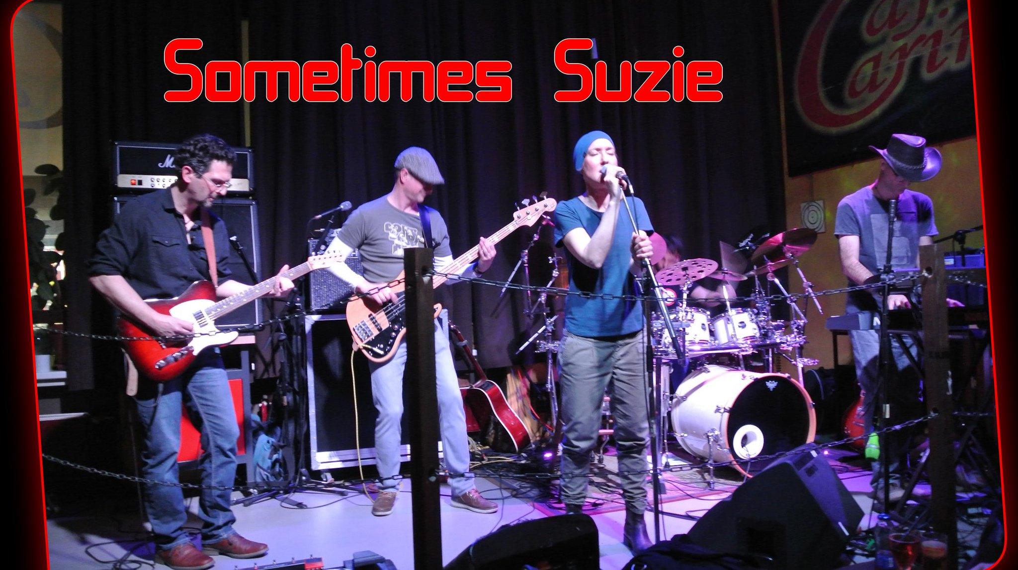 Sometimes Suzie