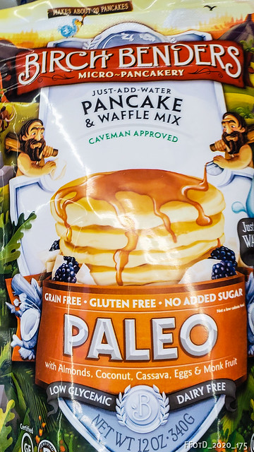 Paleo Pancake Mix - Caveman Approved