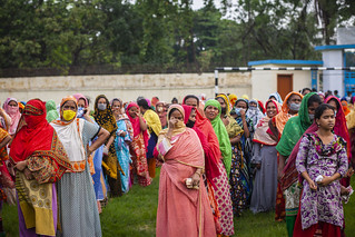 COVID-19 emergency response activities, Shahjahanpur, Dhaka | by UN Women Asia & the Pacific