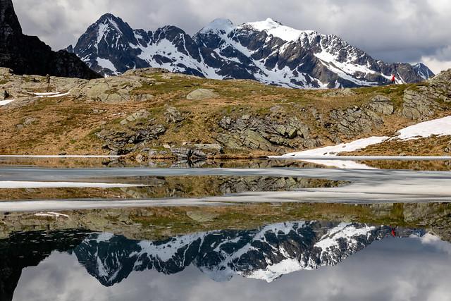 Neualpseen und Petzeck (3283m) - Osttirol - Österreich
