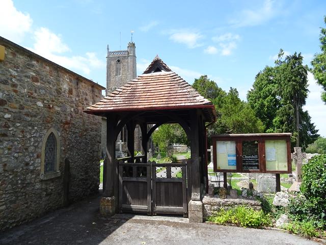 Church of St John the Baptist, (St John the Baptist Church), Church Lane, Churchill, Winscombe BS25 5QW