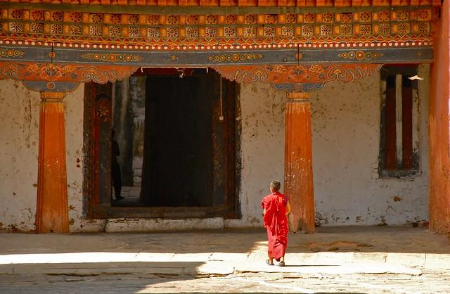 Bhutan- Wangdue dzong