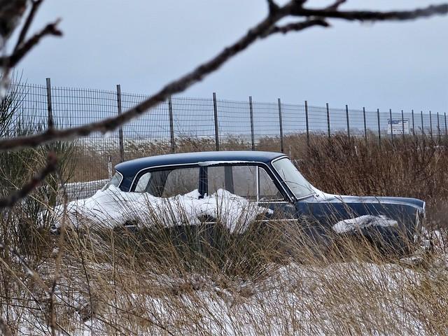 Graveyard - Fiat 1100 R