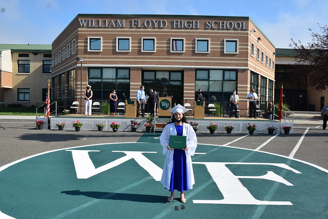WFHS Curbside Graduation - Tuesday, June 23, 2020