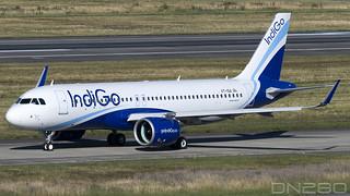 IndiGo A320-271N msn 10073 VT-ISA
