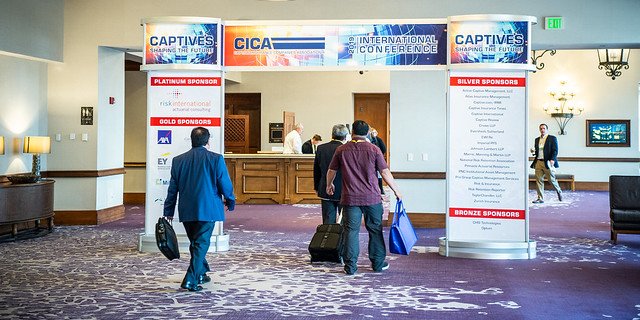 CICA 2019 International Conference Networking and Exhibit Hall