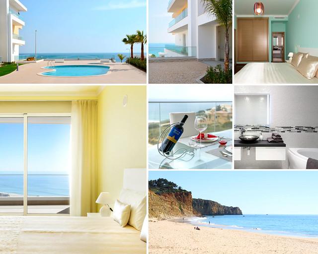 Hotel Porto Mos Golf en el Algarve portugués