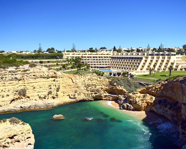 Hotel Tivoli Carvoeiro en el Algarve