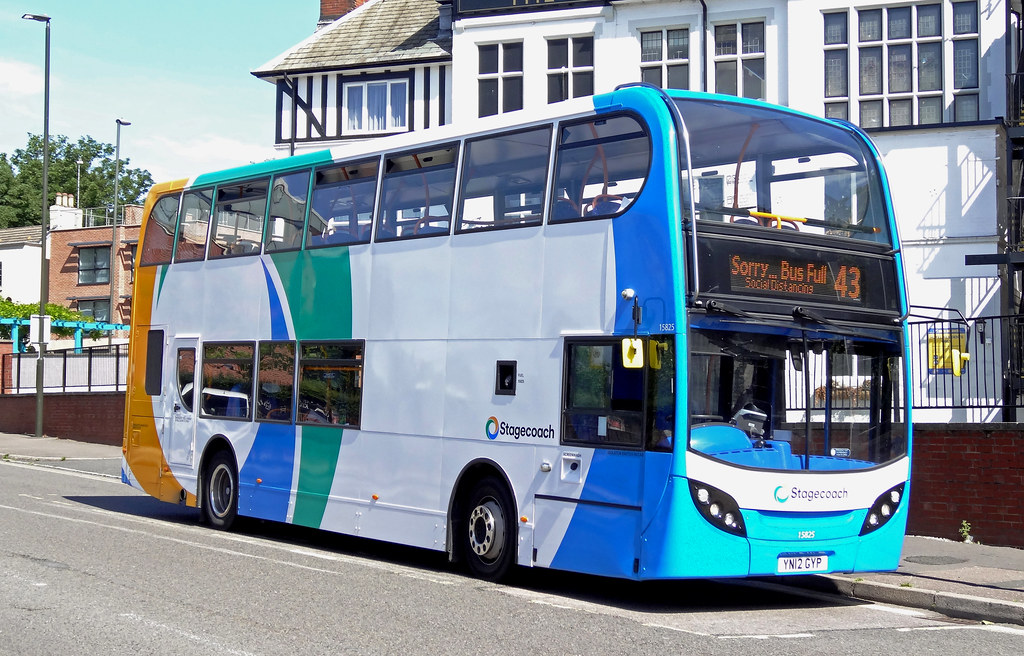 YN12GYP Stagecoach Chesterfield 15825