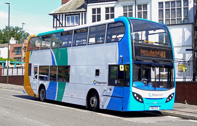 YN12GYP Stagecoach Chesterfield 15825