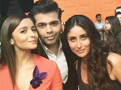 6 big celebs including Karan Johar, Alia, Sonam, Kareena lock Instagram's comment section