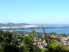 Lagoa da Conceiacao (Florianaopolis) Paragliding