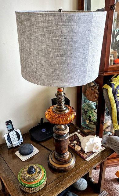 Goodbye, Ugly, Old Lamp