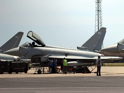 ZK429 Typhoon Coningsby 22-6-20