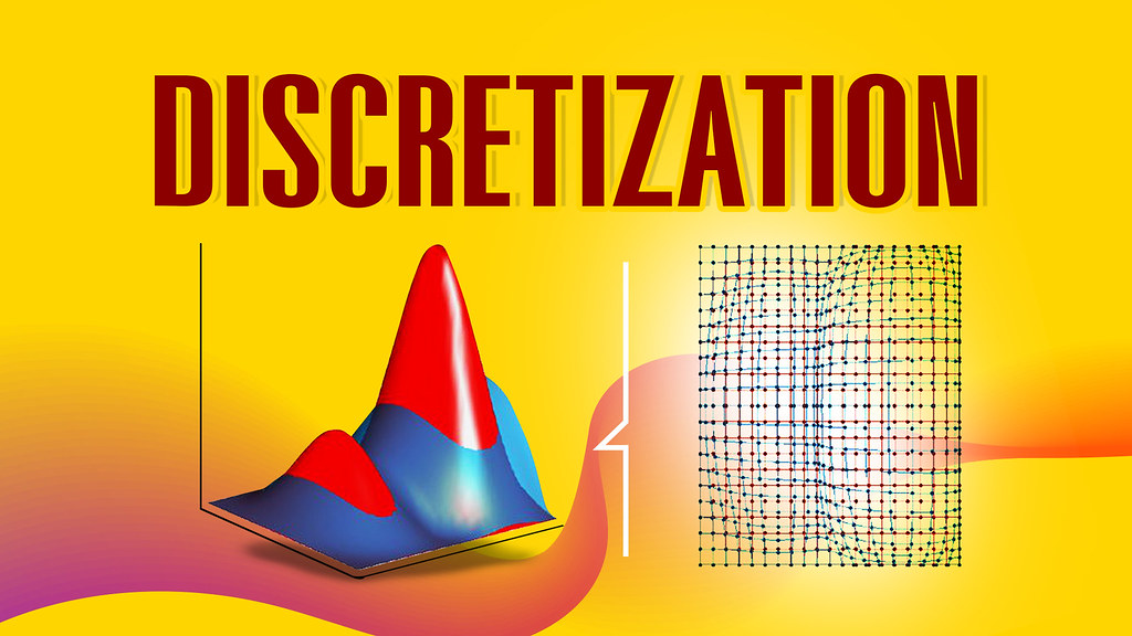 Discretization in CFD