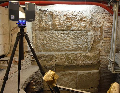 ROMA ARCHEOLOGICA & RESTAURO ARCHITETTURA 2020. Update - the recent archaeological surveys in 'Roma / Regione VII., Il Tempio di Traiano' & the Via di S. Eufemia 13 at the Spanish School of Archaeology in Rome (2019-20) (06/2020).