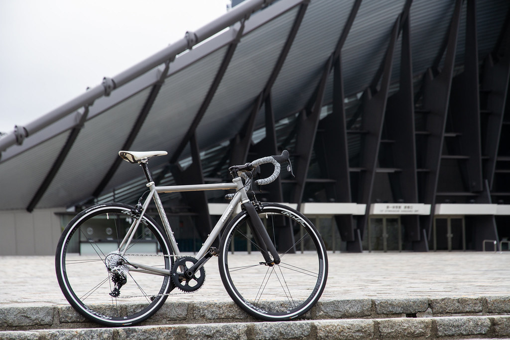 *AFFINITY CYCLES* anthem stainless road (S)