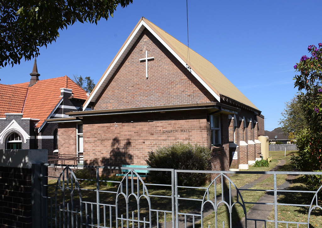 Uniting Church, Church Hall, Bexley, Sydney, NSW.