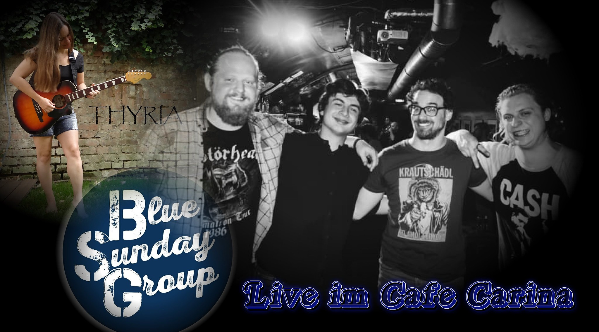 Blue Sunday Group | Thyria Mit Band