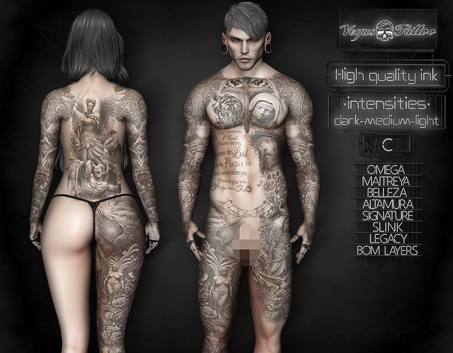 .: Vegas :. Tattoo Applier Declares the Lord