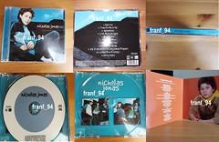 Nicholas Jonas 2004 FAKE cd