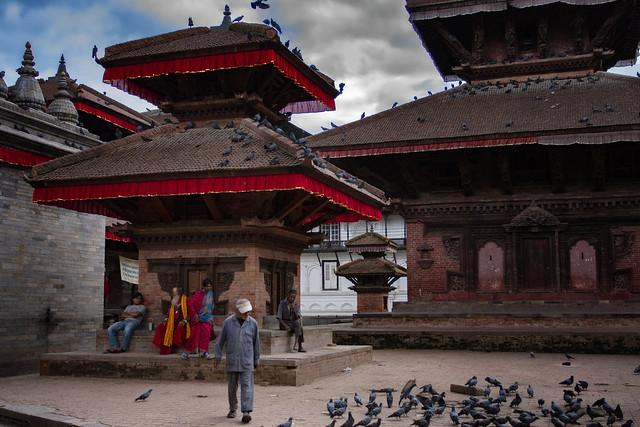 A Moment In Kathmandu