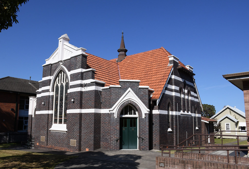 Uniting Church, Bexley, Sydney, NSW.