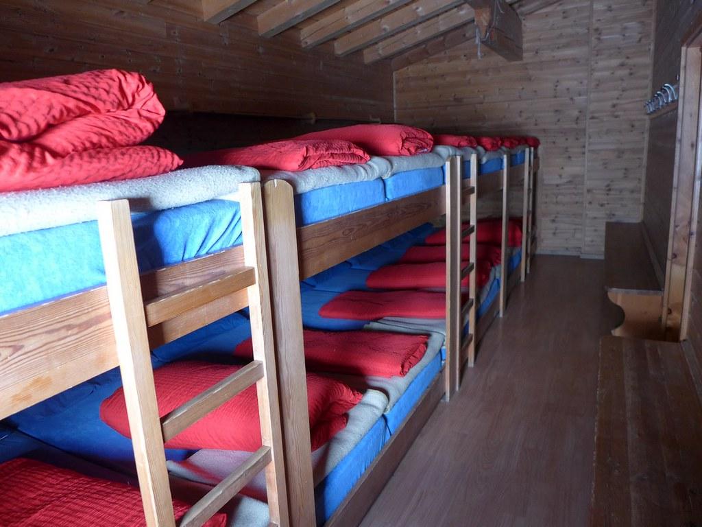 Sesvenna Hütte Sesvenna Itálie foto 15