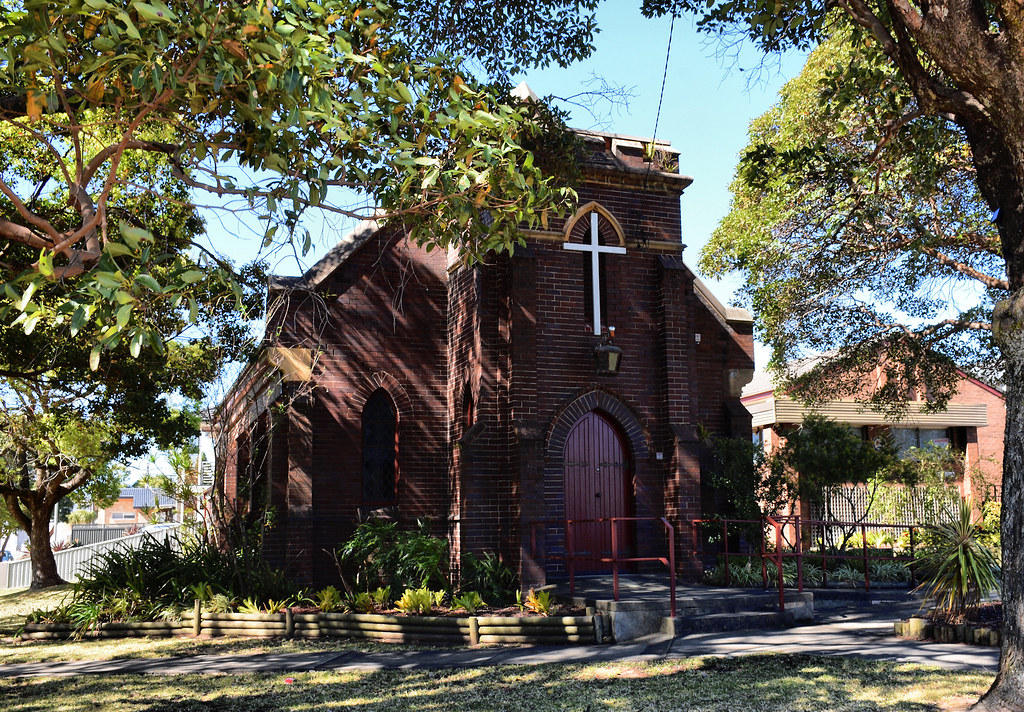 Congregational Church, Bexley, Sydney, NSW.
