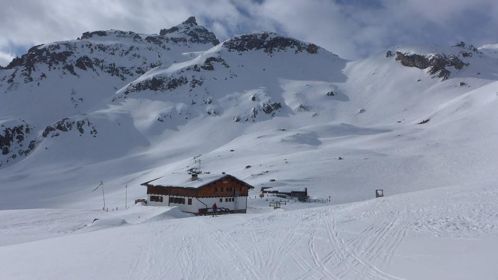 Sesvenna Hütte Sesvenna Itálie foto 03